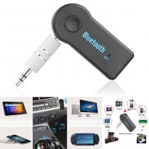 Bluetooth Audio Receiver Adapter with Call receive Button (1)