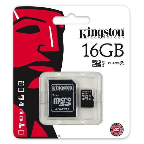 Kingston Class 10 memory card in Pakistan