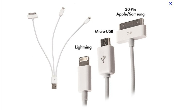 4 in 1 data cable