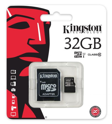 Kingston Class 10 memory cards in Pakistan