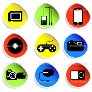 stock-vector-icon-set-of-electronic-gadgets-982181601 Silicon.PK