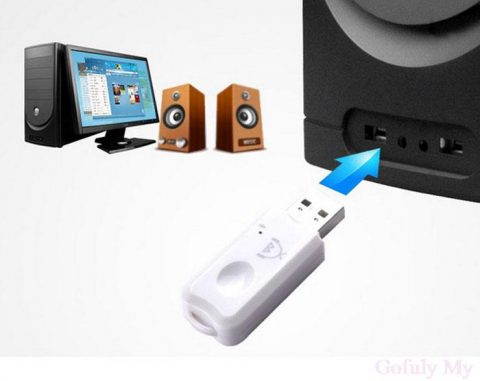 Bluetooth Audio Music Receiver in Pakistan
