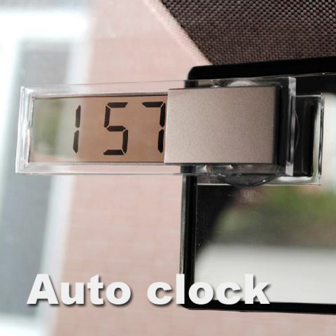 car clock in Pakistan