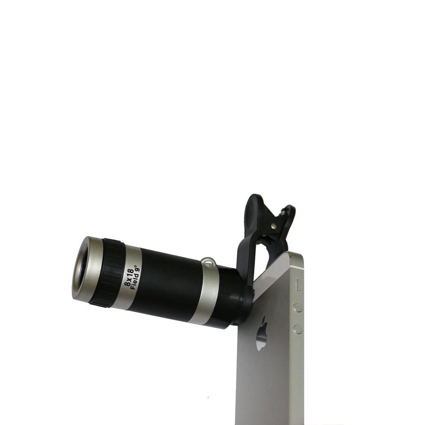 universal 12x zoom telephoto lens for all smart phones
