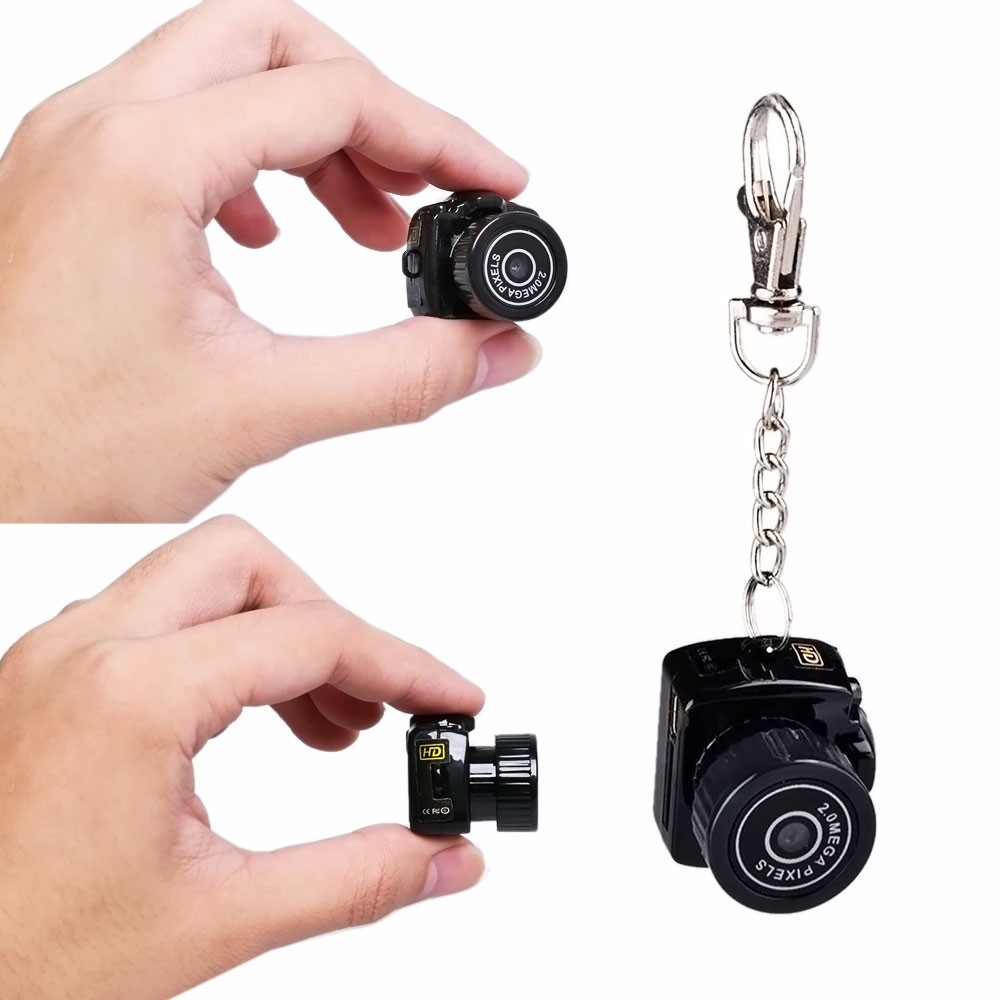 Y2000 The Smallest Camcorder In The World Silicon Pk