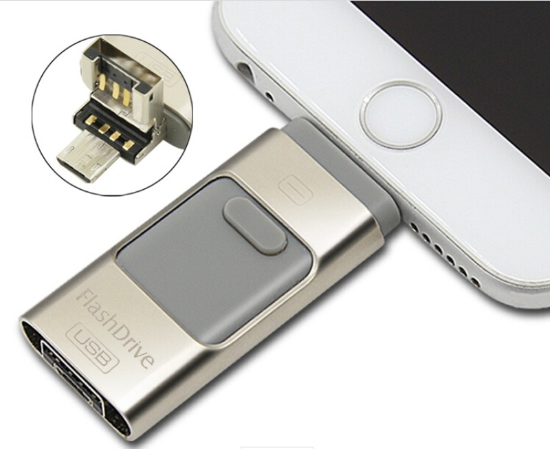 iflash drive iphone iflash drive 3 in 1 for iphone 5 6 5s 6plus ipod 10800