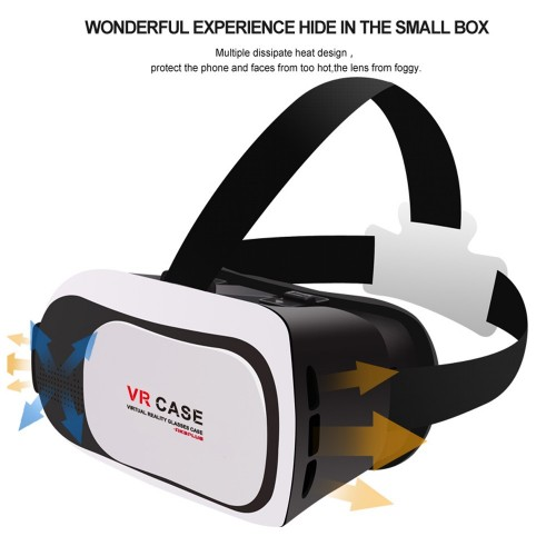 3D VR BOX 2.0 with Remote Control