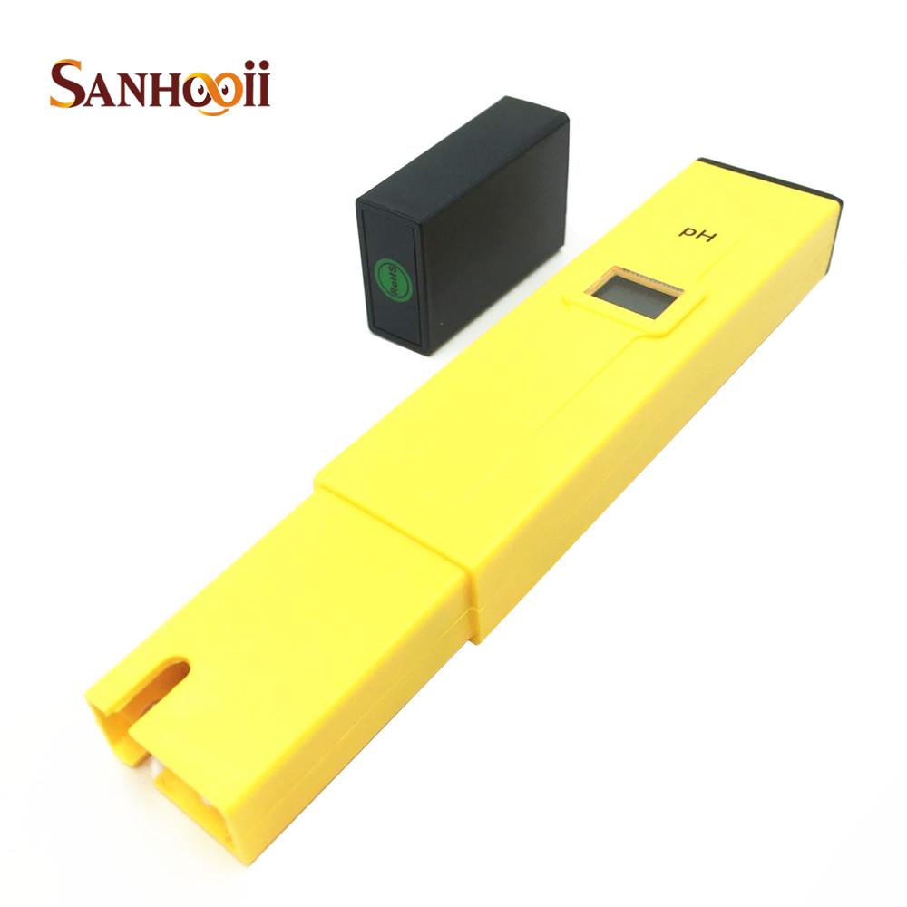 Digital Ph Meter : Digital ph meter silicon pk