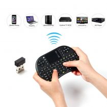 Mini Wireless Keyboard with Touchpad Mouse UKB-500-RF (6)