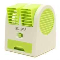 Mini Air Conditioner Shaped Perfume Turbine USB Fan Pakistan