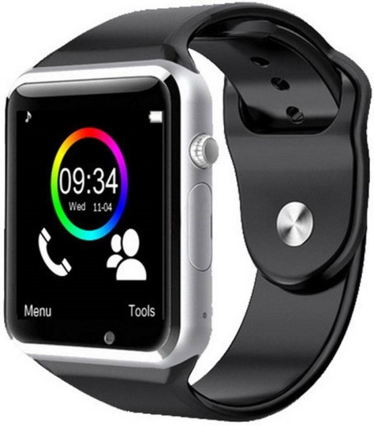 Apple Smart Watch A1 Silicon Pk