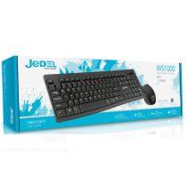 Jedal Wireless Keyboard Mouse Set