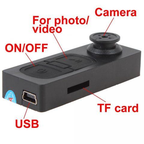 spy button camera pakistan