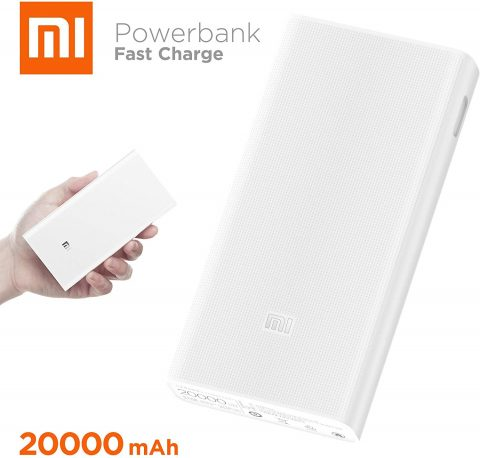 20000mAh Mi Power Bank 2C - Original
