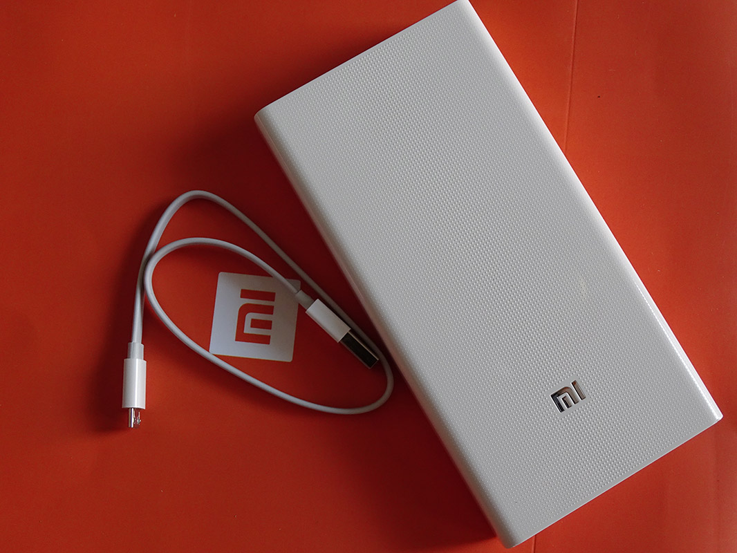 MI Power Bank 2 Quick Charge Technology 20,000mAh Original (16)