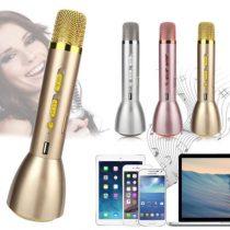 Magic Karaoke KTV-K088 Microphone Wireless Bluetooth Speaker Microphone (1)