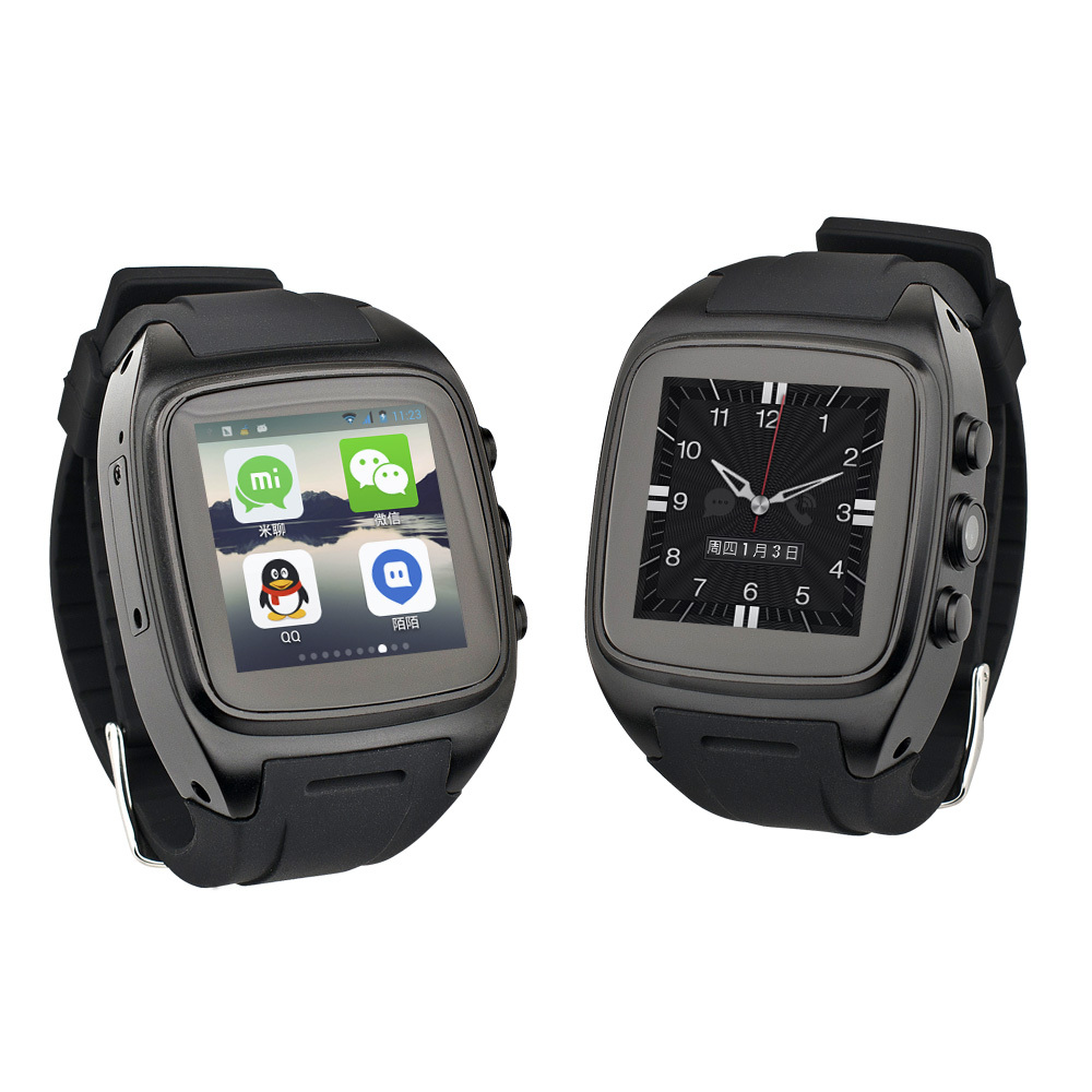Android-Smart-Watch-X02 Silicon.PK
