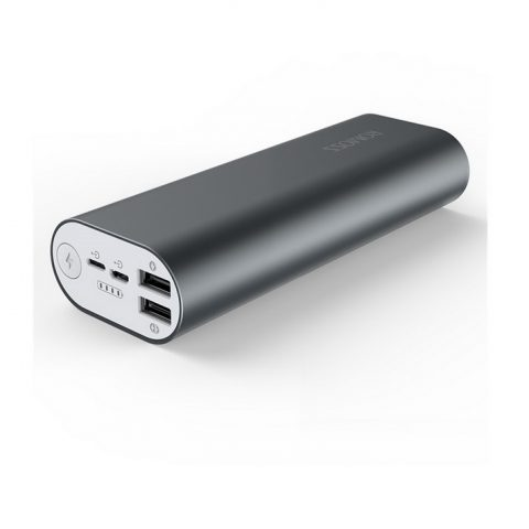 Romoss-Ace-20-Dual-Input-20000mAh-Power-Bank-for-iPhone-Android-Graphite-Gray