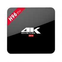 ANDRIOD TV BOX H96 PRO PLUS 3GB+32GB OCTA CORE 4K ULTA HD TV 7.1v