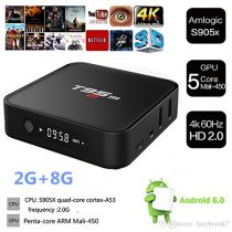 Android Smart Tv Box T95m Quad Core 2gb+8gb 6.0