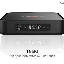 Android Smart Tv Box T95m Quad Core 2gb+8gb 6.0