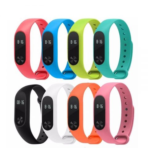 Strap for MI BAND 2 with Screen Protector