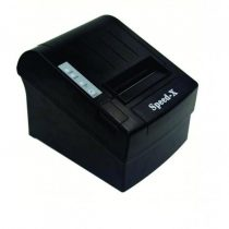 Speed-x SP-X300 Thermal Receipt Printer Usb+RS232+LAN - Black