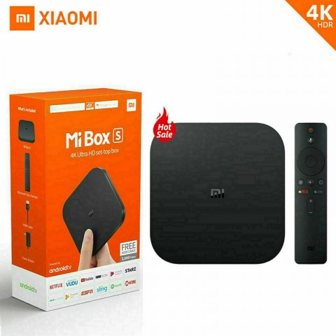 Mi Box S 4K HDR Android TV Box - Xiaomi Pakistan (3)