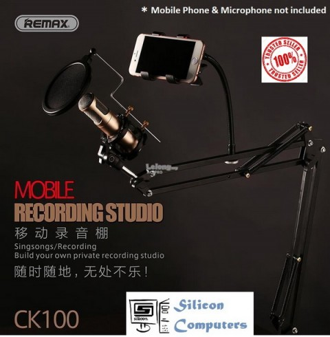 mobile recording studio in Pakistan