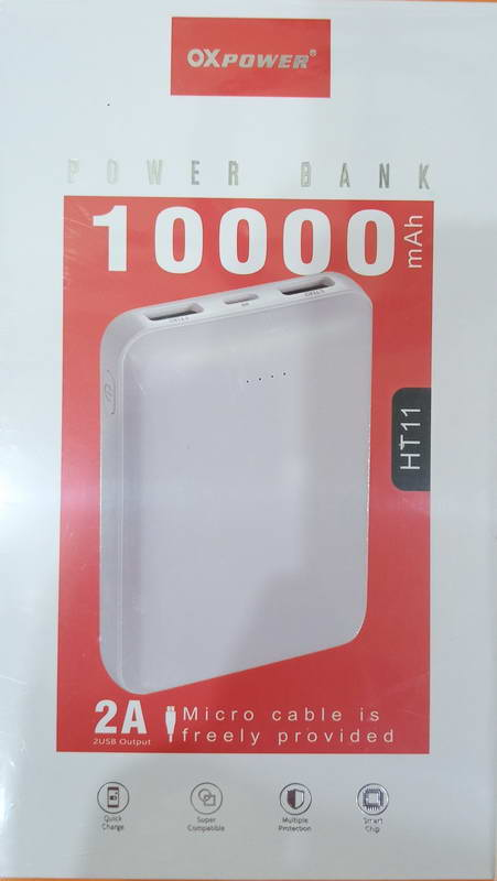 OX Power HT11 10000mAh