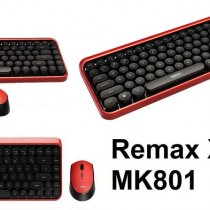 Remax Wireless Keyboard And Mouse 2.4GHZ XII-MK802