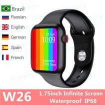 w26 smart watch in Pakistan