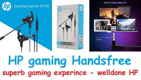 HP H150 gaming headset - gaming handsfree