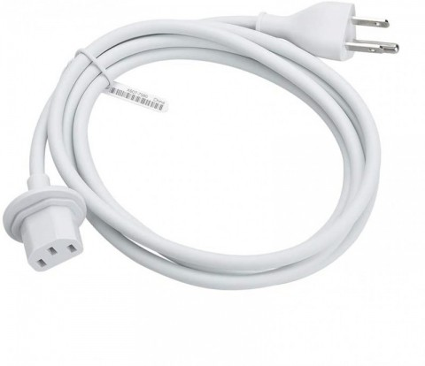 Original Power Cable for APPLE iMac G5 Power Supply Cord(white)