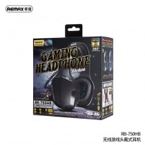 REMAX Wireless EDR Gaming Headphone RB-750HB