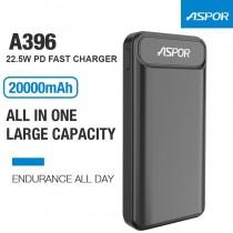ASPOR A396PD 20000mAh VOOC Power Bank